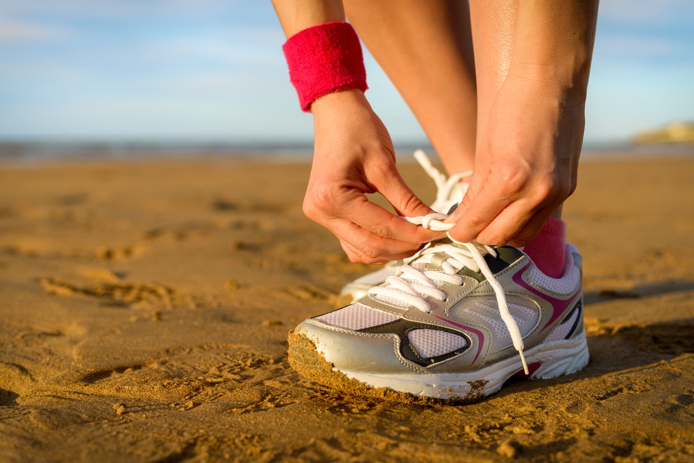 How to get the smell out of your running shoes