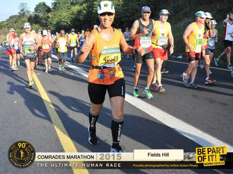 My Comrades 2015 Story by Moerieda
