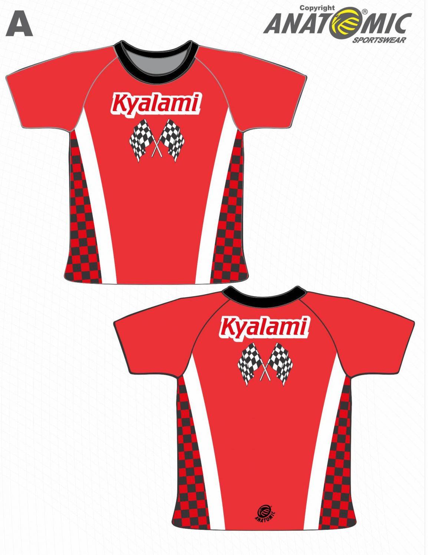Kyalami Running Shirt