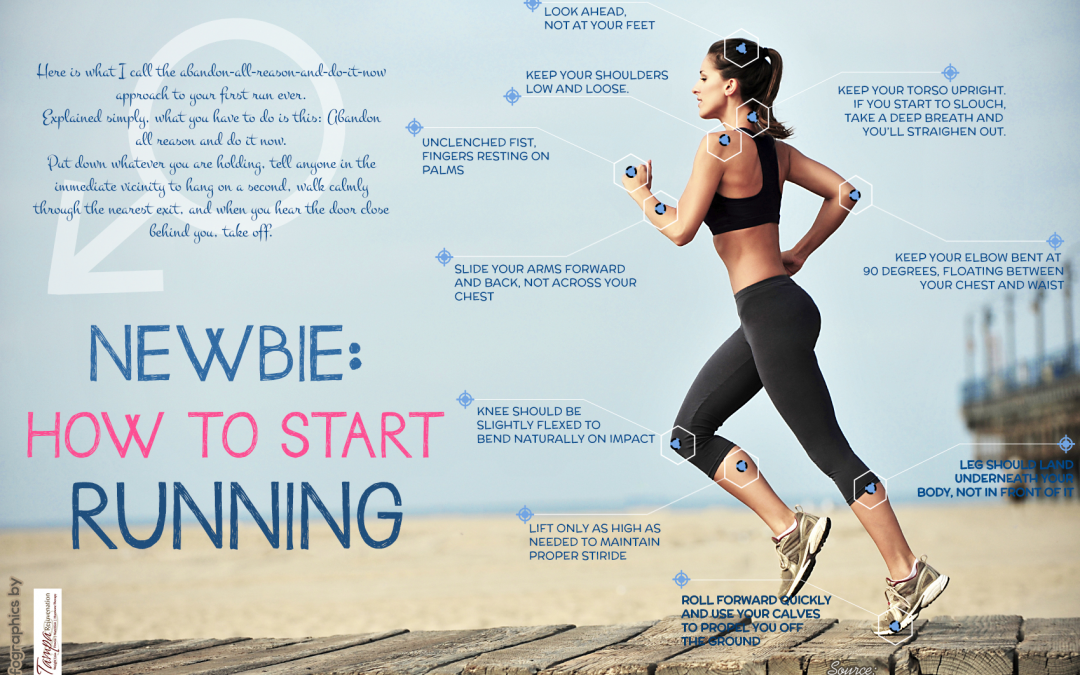 How do I start running?