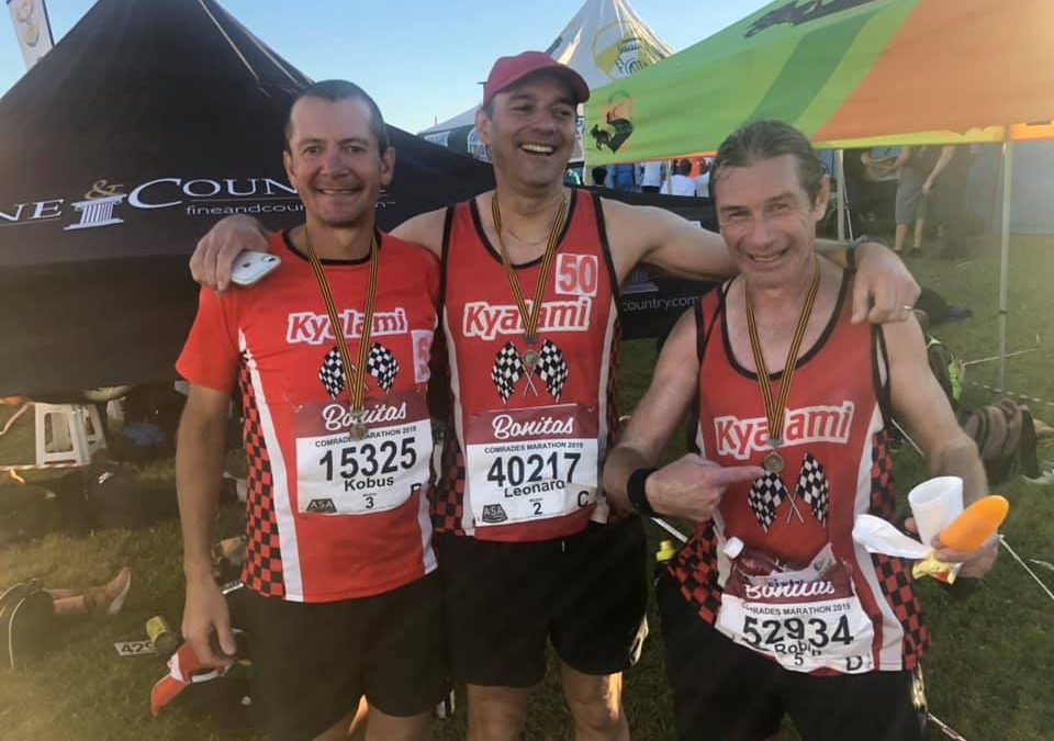 Comrades 2019 the good the bad the we did it