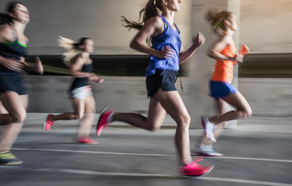 Running for fun