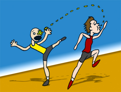 Runners Etiquette