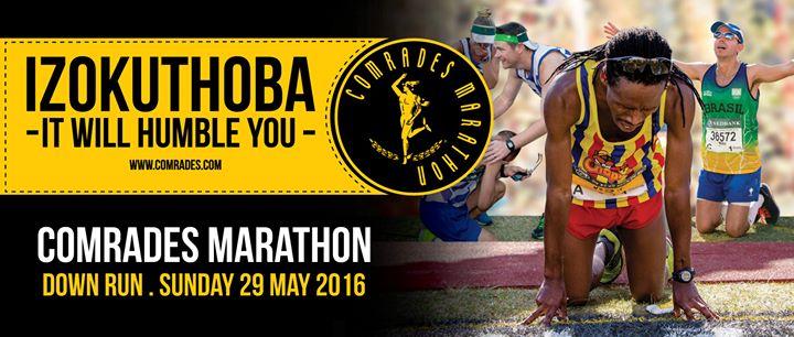 Comrades Marathon 2016