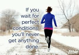 Are you a Fair Weather Runner?